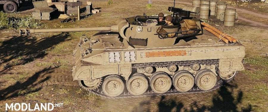 M18 Hellcat with Crew Version 2 8.29.18 [1.1.0]